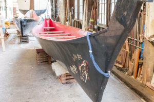 Snoqualmie Canoe